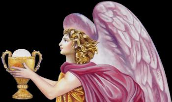 arcángel San Chamuel - Aminta Tarot
