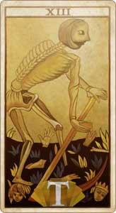arcano la muerte