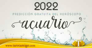 Horoscopo para Acuario para el 2022 - Aminta Tarot