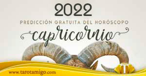 Horoscopo para Capricornio para el 2022 - Aminta Tarot