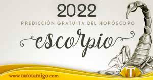 Horoscopo para Escorpio para el 2022 - Aminta Tarot 02