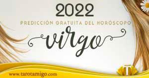 Horoscopo para Virgo para el 2022 - Tarot Amigo