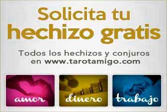 hechizos - Aminta Tarot