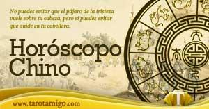 horosocopo chino - zodiaco chino