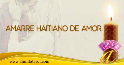Amarre haitiano de amor con vudu - amarres de amor