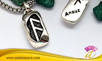 Amuleto del Trabajo - Aminta Tarot