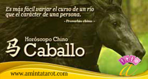 Caballo del Horóscopo Chino - Animales del Zodiaco Chino