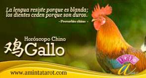 Gallo del Horóscopo Chino - Animales del Zodiaco Chino