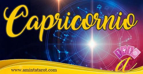 Horóscopo 2021 de Capricornio - Aminta tarot