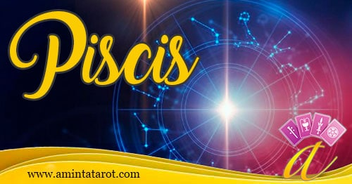 Horóscopo 2021 de Piscis - Aminta tarot