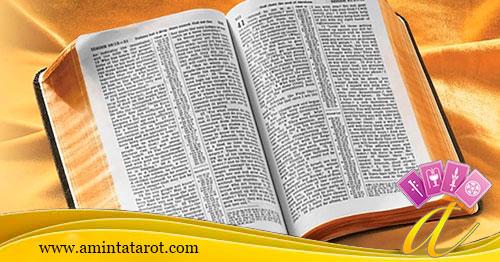 Numerología Bíblica - Aminta tarot