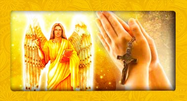 Oración a San Jophiel - TarotGratis.club