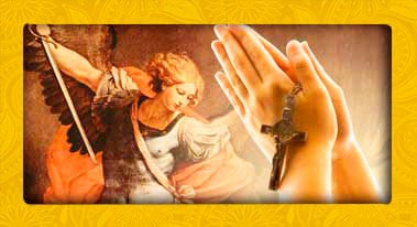 Oración a San Miguel Arcángel - Aminta Tarot