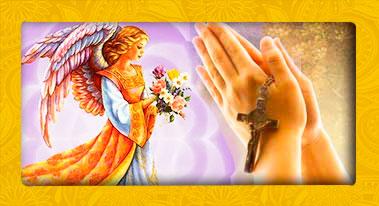 Oración a San Zadquiel - Aminta Tarot