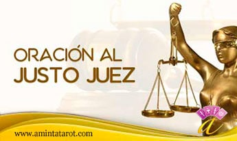 Justo Juez - Aminta Tarot