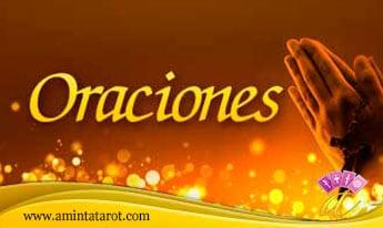 Oraciones Milagrosas a Santos - Aminta Tarot