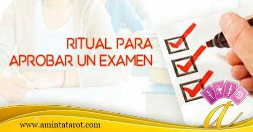 Ritual para Aprobar un Examen