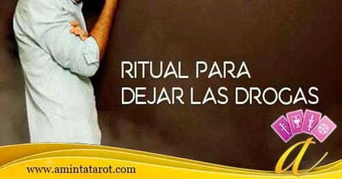 Ritual para dejar las drogas