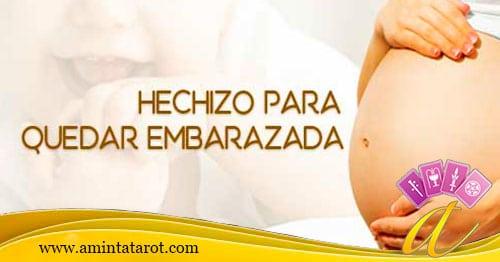 Hechizo para quedar embarazada