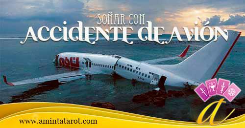 Soñar Accidente Aéreo
