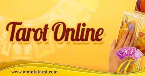 Tarot Online - Aminta Tarot