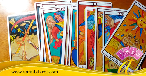 Tarot Visa - Aminta Tarot