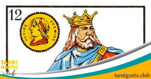 Rey de oros - tarot gratis club