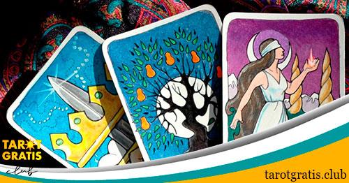 Tirada de 3 cartas de tarot - tarot gratis club