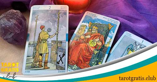Tirada de 3 cartas del tarot - tarot gratis club