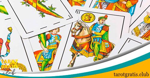 Tiradas de Cartas Españolas - tarot gratis club