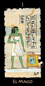 mago - Tarot Egipcio