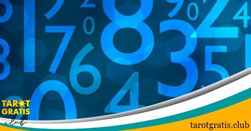 la numerología - tarot gratis club