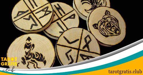 las tiradas de runas de la suerte - tarot gratis club