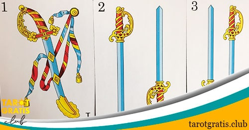 palo de espadas - tarot gratis club