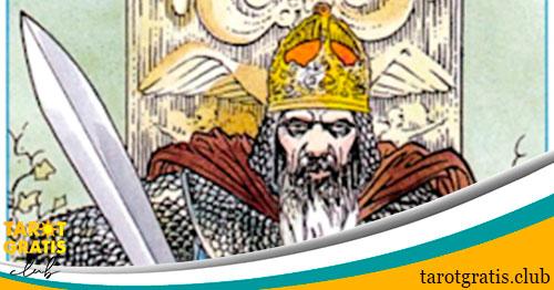 rey de espadas - tarot gratis club
