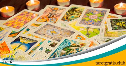 significado de las cartas del Tarot - tarot gratis club