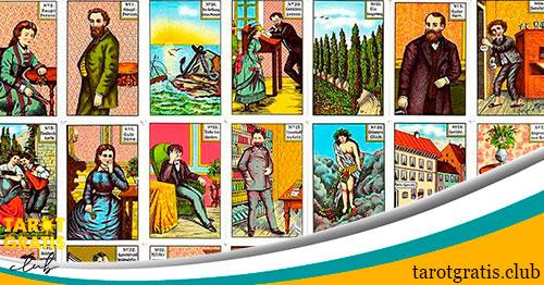 tirada de cartas del tarot gitano - tarot gratis club