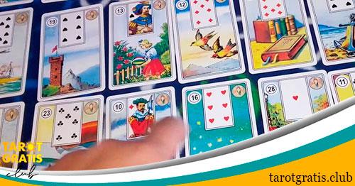 tirada de cartas gitanas - tarot gratis club