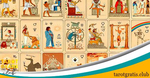 tirada de tarot egipcio - tarot gratis club