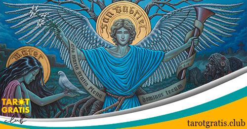 San Gabriel arcángel - tarot gratis club