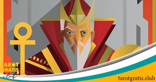 el Emperador - tarot gratis club