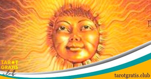 el Sol - tarot gratis club