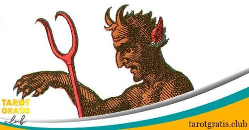 el diablo - tarot gratis club