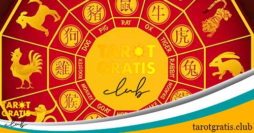 el horóscopo chino - tarot gratis club
