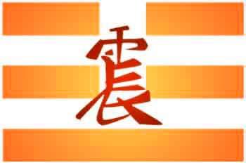 hexagrama Chen - I Ching - tarot gratis club