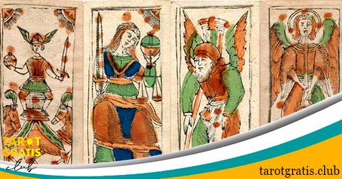 historia y mitos del tarot - tarot gratis club