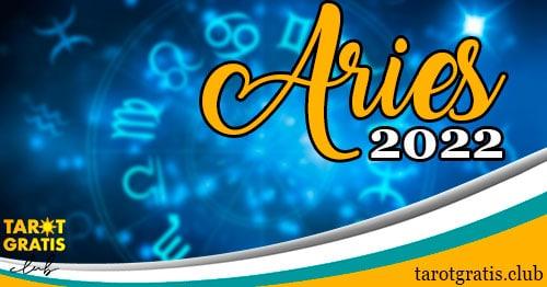 horoscopo Aries de 2022 - tarot gratis club 02