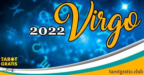 horóscopo Virgo de 2022 - tarot gratis club