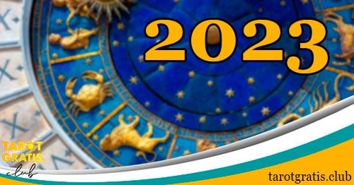 horóscopo de 2023 - tarot gratis club