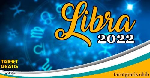 horóscopo libra de 2022 - tarot gratis club 03